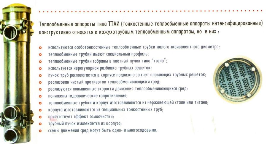 Теплообменные аппараты каталог спецификация теплообменник